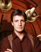 This is an image of 280754 Nathan Fillion