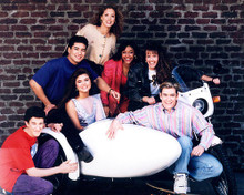 This is an image of 281055 Saved by the Bell Photograph & Poster