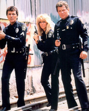 This is an image of 281278 T.J. Hooker Photograph & Poster