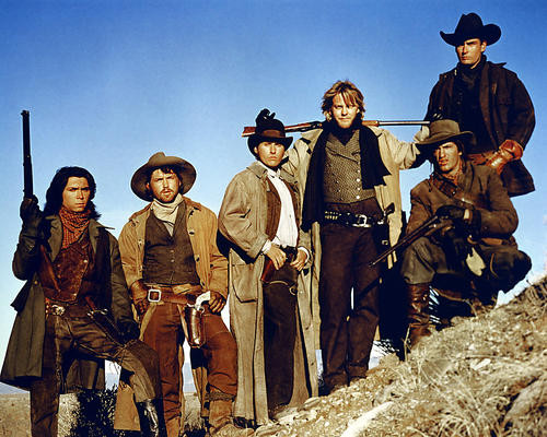 This is an image of 284908 Young Guns Photograph & Poster