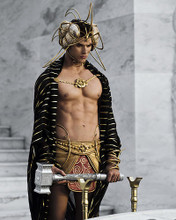 This is an image of 288703 Kellan Lutz Photograph & Poster