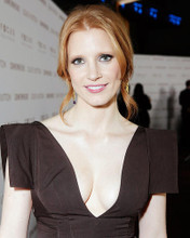 This is an image of 289366 Jessica Chastain Photograph & Poster