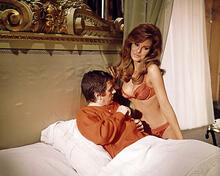 This is an image of 290388 Bedazzled (1967) Photograph & Poster