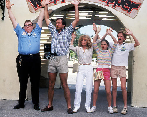 This is an image of 290409 National Lampoon Vacation Photograph & Poster