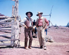 This is an image of 290485 the Comancheros Photograph & Poster