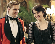 This is an image of 292135 Downton Abbey Photograph & Poster