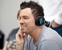 This is an image of 292209 Seth Macfarlane Photograph & Poster