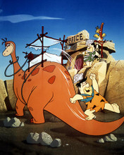 This is an image of 292682 the Flintstones Photograph & Poster