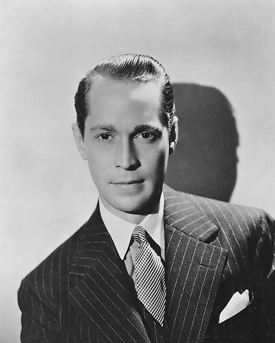 This is an image of 190478 Franchot Tone Photograph & Poster
