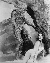 This is an image of 190457 the Creature From the Black Lagoon Photograph & Poster