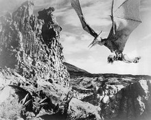 This is an image of 191236 One Million Years B.C. Photograph & Poster