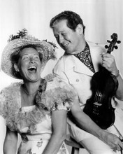 This is an image of 192285 Minnie Pearl and Roy Acuff Photograph & Poster
