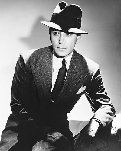This is an image of 172110 George Raft Photograph & Poster