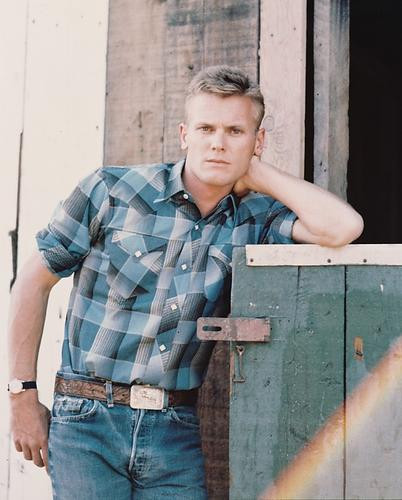 This is an image of 238413 Tab Hunter Photograph & Poster