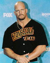 This is an image of 239104 Steve Austin Photograph & Poster