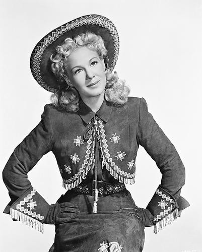 This is an image of 169879 Betty Hutton Photograph & Poster