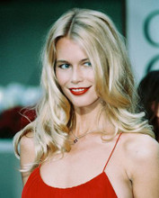 This is an image of 241413 Claudia Schiffer Photograph & Poster