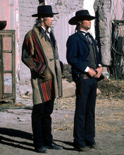 This is an image of 257362 Pat Garrett & Billy the Kid Photograph & Poster