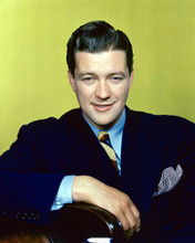 This is an image of 258663 Dennis Morgan Photograph & Poster