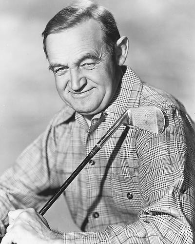 This is an image of 173606 Barry Fitzgerald Photograph & Poster