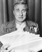 This is an image of 175119 Spike Milligan Photograph & Poster