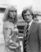 This is an image of 188721 Sapphire & Steel Photograph & Poster