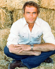 This is an image of 278219 Terence Hill Photograph & Poster