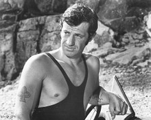 This is an image of 171406 Jean-Paul Belmondo Photograph & Poster