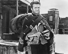This is an image of 176249 A Fistful of Dollars Photograph & Poster