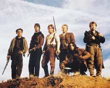 This is an image of 211453 Young Guns Ii Photograph & Poster