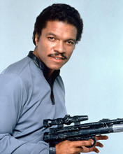 This is an image of 224620 Billy Dee Williams Photograph & Poster