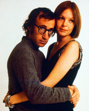 This is an image of 226837 Woody Allen & Diane Keaton Photograph & Poster