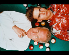 This is an image of 236836 Paul Newman & Tom Cruise Photograph & Poster