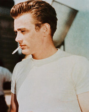 This is an image of 237114 James Dean Photograph & Poster