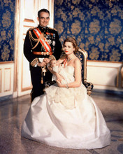 This is an image of 239676 Grace Kelly & Prince Rainer Photograph & Poster