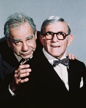 This is an image of 244525 Walter Matthau & George Burns Photograph & Poster