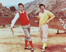 This is an image of 247109 Donald Sutherland & Elliot Gould Photograph & Poster