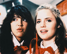 This is an image of 249717 Phoebe Cates & Jennifer Jason Leigh Photograph & Poster