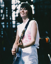 This is an image of 255312 Chrissie Hynde Photograph & Poster