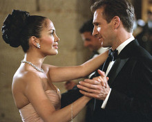 This is an image of 254136 Jennifer Lopez & Ralph Fiennes Photograph & Poster