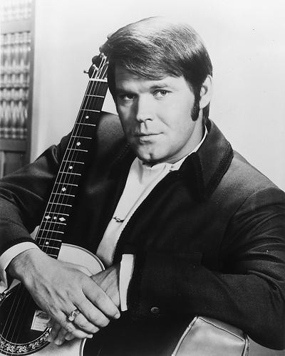 This is an image of 178577 Glen Campbell Photograph & Poster