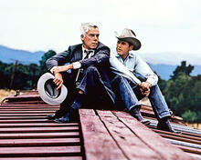 This is an image of 267428 Lee Marvin Photograph & Poster
