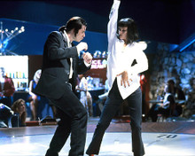 This is an image of 269830 Pulp Fiction Photograph & Poster