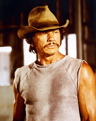 This is an image of 271462 Charles Bronson Photograph & Poster