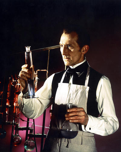 This is an image of 271504 Peter Cushing Photograph & Poster