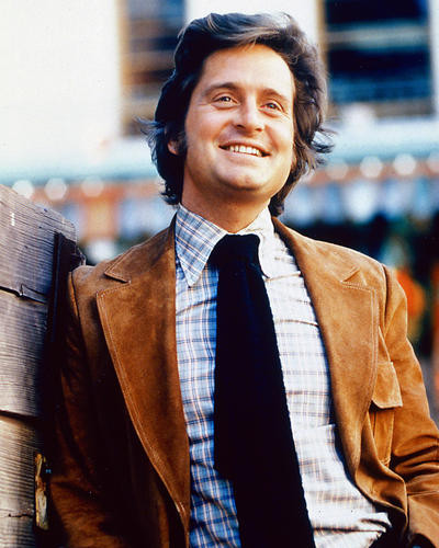 This is an image of 271520 Michael Douglas Photograph & Poster