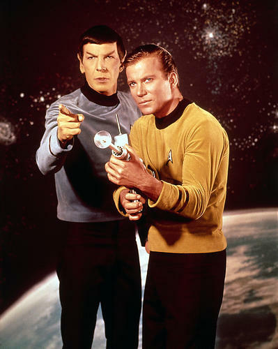 This is an image of 272106 Star Trek Photograph & Poster