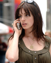 This is an image of 273186 Anne Hathaway Photograph & Poster
