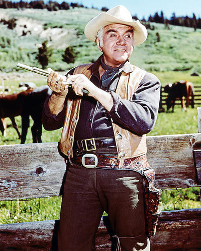 This is an image of 275005 Lorne Greene Photograph & Poster