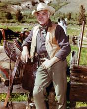 This is an image of 275007 Lorne Greene Photograph & Poster